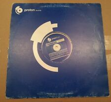 "Hard house: the originators 12"" single 2001 Proton Records UK #prouk02-6"