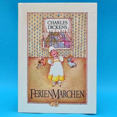 GemäßIgt Ddr | Ferienmärchen | Charles Dickens | 1985 Holiday Romance