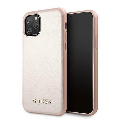 Guess Clear Gold iPhone 7 iPhone 8 Tasche