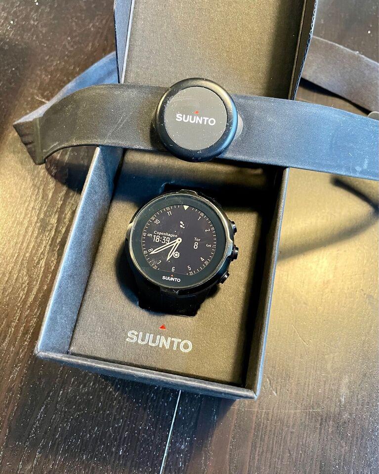 Pulsur, Suunto Spartan sport Wrist HR