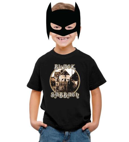 BLACK SABBATH 1970 T Shirt KIDS MENS debut album all sizes 100/% cotton