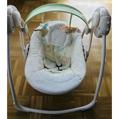 Babywippe Babyschaukel Ingenuity