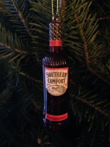 Southern Comfort Christmas Ornament | eBay