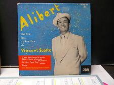 ALIBERT operettes de Vincent SCOTTO Plus beau tango du monde ... 45EG185