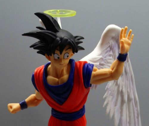 "DragonBall Z  BZD GOKU Angel pvc Statue figure 7/"" NEW IN BOX # NK1"
