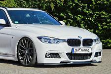 Sonderaktion Spoilerschwert Frontspoilerlippe Cuplippe aus ABS BMW 3er F30 F31