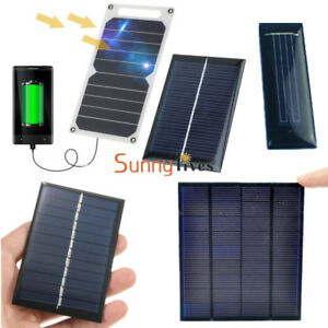 0-5-5-6V-0-6-1-10W-100mA-Epoxy-Cell-Photovoltaic-Battery-Charger-Solar-Panel