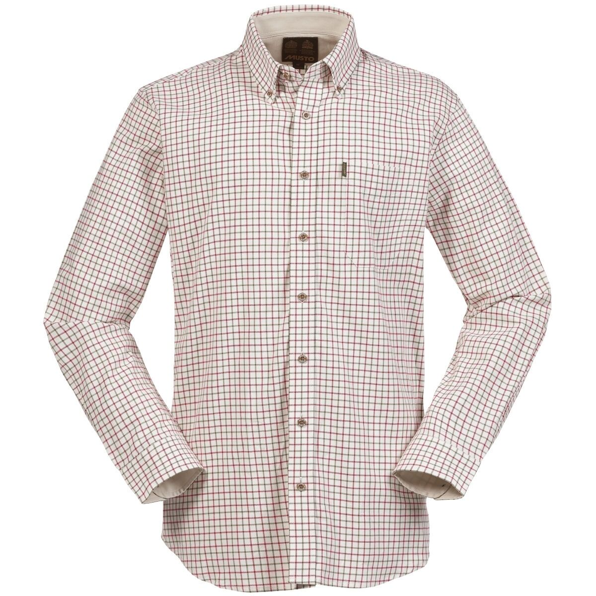 Mens Musto Classic Button Down Shirt - CS1640 - all sizes and colours - new
