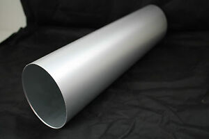 Termignoni-Auspuff-Huelle-Auspuff-Huelse-Auspuff-Rohr-Exhaust-Tube-Oval-500mm
