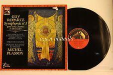 """Guy Ropartz -  Symphonie n°3 -  La Voix de son maitre   LP 12"""" (VG)"""