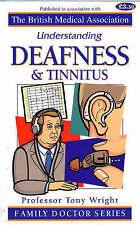 Very Good, Deafness and Tinnitus (Understanding), Wright, Tony, Book