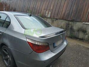 QMH Convient pour BMW E60 M5 2004-2009 Becquet De Coffre en Fibre De Carbone 5Er Aileron Arri/ère en Fibre De Carbone Couvercle De Coffre