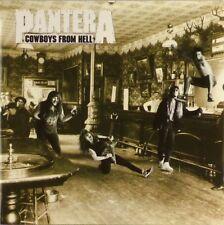 CD - Pantera - Cowboys From Hell - #A3542