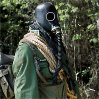 Real Russian Military Gas Mask With Sealed Filter Unissued Surplus Army Full Nbc