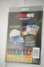 Jet Print Premium Heavy Weight High Gloss Photo Paper 24 Sheets 4x6