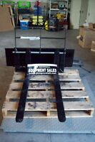 Pallet Forks,fits Toro Dingo,vermeer Sk,ditch Witch Mini Loader,brand Bradco