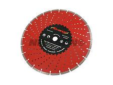 "14 "" / 350 mm Diamond Cutting Disc / Blades for Concrete Brick Stone"