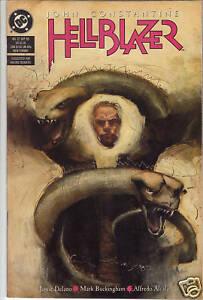 Hellblazer #18 comic 1989         John Constantine