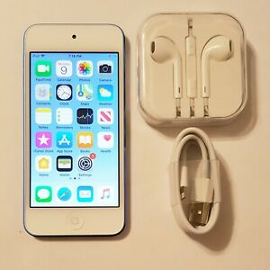 Apple-iPod-touch-6th-Generation-Blue-64-GB