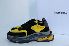 d08f24a48f66 item 1 sz 10 US   43 BALENCIAGA Triple S Black   Gray Trainer Retro Sneaker  Men Shoes -sz 10 US   43 BALENCIAGA Triple S Black   Gray Trainer Retro  Sneaker ...