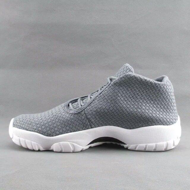 Nike Nike Nike Air Jordan Future WOOL Premium Cool Grey White 3 III 11 XI 656503-003 Sz 13 4cdad4