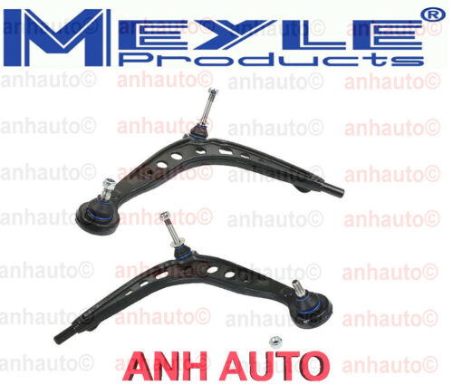 NEW BMW E30 318i 325es M3 Front Control Arm Kit Meyle with Ball Joint Assembly/'s