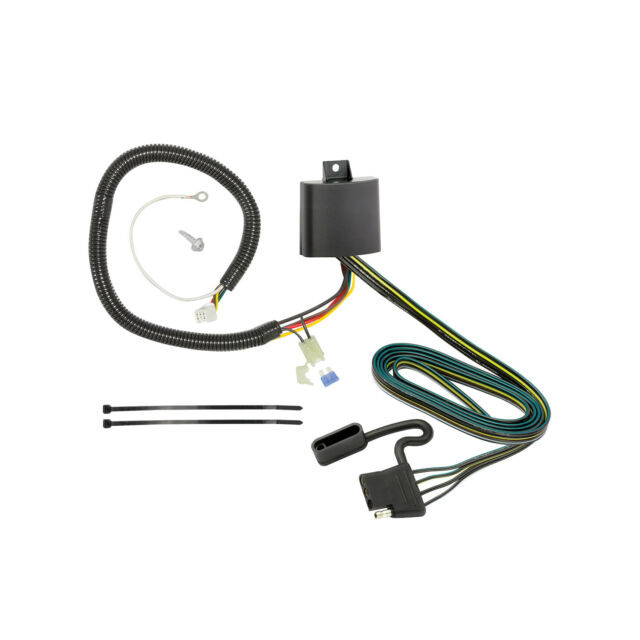 Tekonsha 118741 Trailer Wiring Connector Black