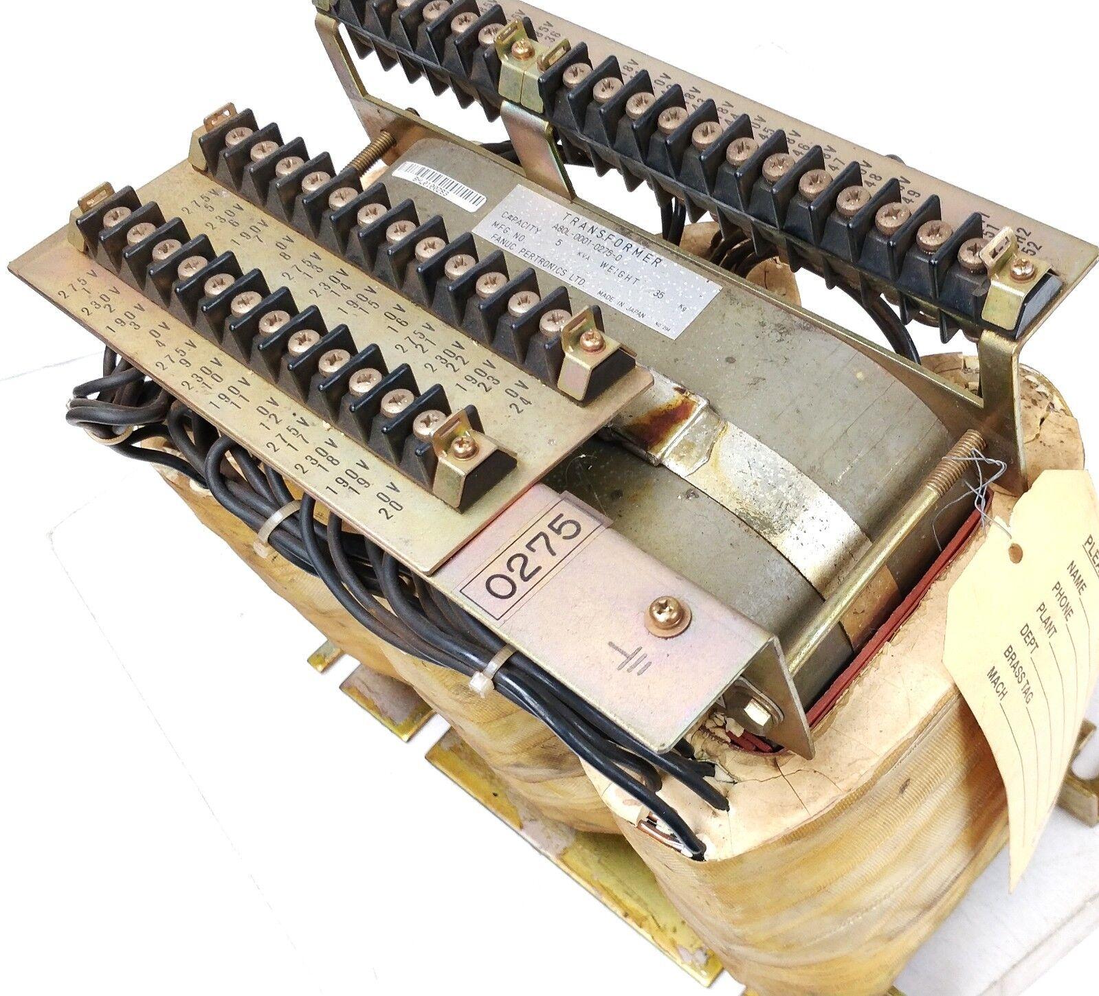 Fanuc Control Transformer