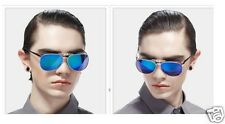 New Polarized Clip On Sunglasses Clip On Glasses Aviator UV400 Blue