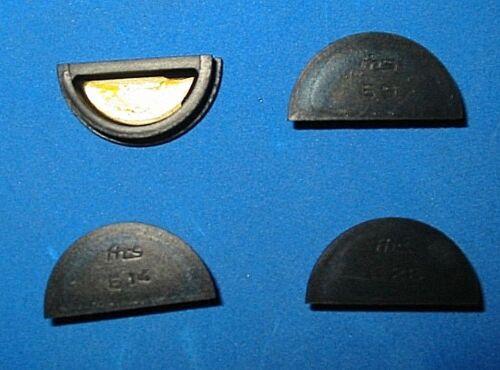 Cam cover end plugs Suzuki GS400 GS550 GS650 GS750 GS850 GS1000 GS1100