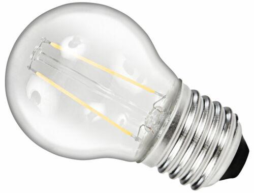 LED 2W Filament Leuchtmittel 360° Vintage Lampe Birne E27 200lm warmweiß 2700K