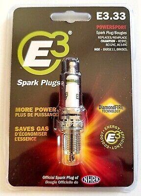 1 New Premium Power E3 Powersport Spark Plug E3.34