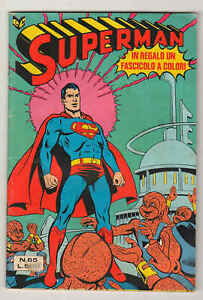 SUPERMAN n°65 (1981) - Cenisio - BUONO