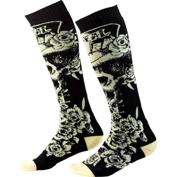 Betrouwbaar Oneal Pro Mx Tophat Motocross Socks Off Road Enduro Wicking Black Beige One Size