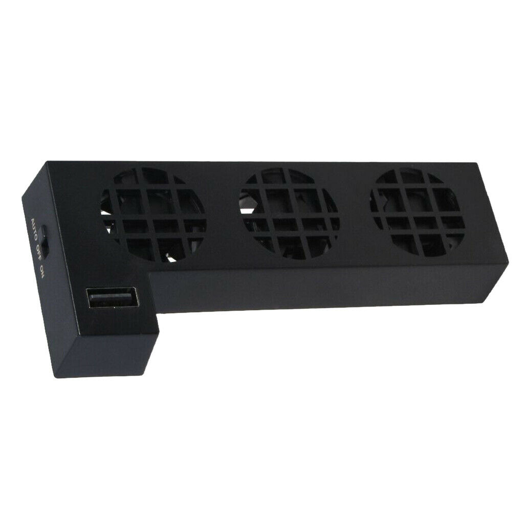 1 X External Slim Cooling Fan Cooler for One X Games Console