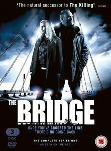 The Bridge - Series 1 [2011] (DVD)