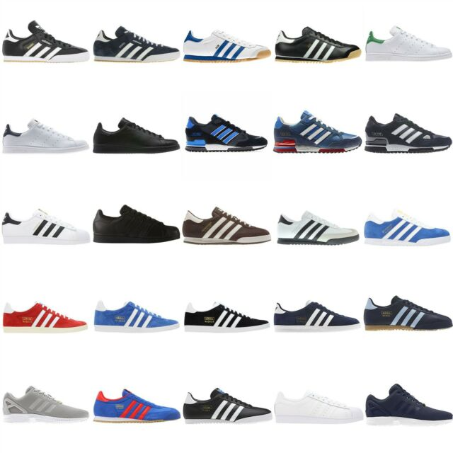 reputable site c85ae 87c71 adidas Originals TRAINERS MULTI LISTINGS SHOES BECKENBAUER STAN SMITH ZX  GAZELLE