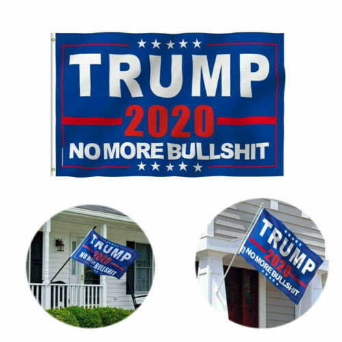 Trump 2020 Keep America Great President MAGA Make America Great 3x5 Ft Flag ~ly