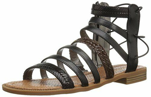 Nine West Womens Xema Synthetic Gladiator Sandal- Pick SZ color.