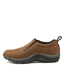 New-Merrell-Jungle-Moc-Brown-Mens-Shoes-Casual-Shoes-Flat