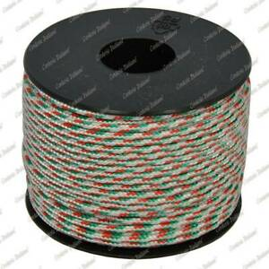 Cordino-sky-bracciali-e-collane-bianco-con-spia-rosso-verde-2-mm-100-mt
