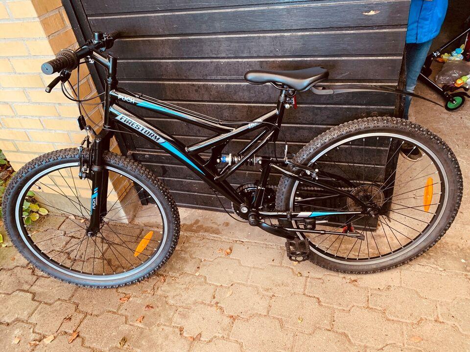 Drengecykel, mountainbike, Puck