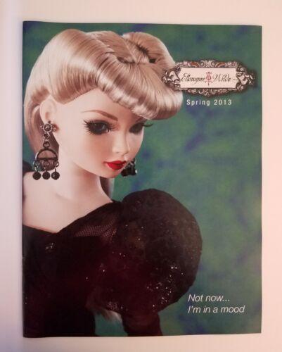 Wilde Imagination ELLOWYNE WILDE EVANGELINE GHASTLY Doll Catalog SPRING 2013