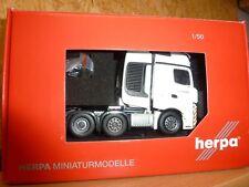 TEKNO Herpa Camion MB Actros 11 Giga SLT SZM DB Schenker 071307