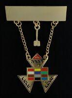 Masonic Royal Arch Past High Priest Jewel (php-3)