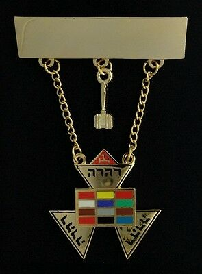 Masonic Royal Arch Past High Priest Jewel (PHP-3)