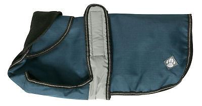 2 In 1 Blue Dog Coat 30cm (12'')