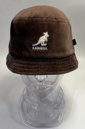 Kangol Velour Blue Label Bucket Hat  (Unisex)