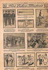 Cantine des Artistes Rue Daguerre Paris/Feldgrauen Deutsches Heer   WWI 1915