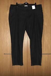 Bnwt Rise 24 Jeans Slim Denim 22 Grigio Nero Spencer Classic 20 Marks rqwnXarA